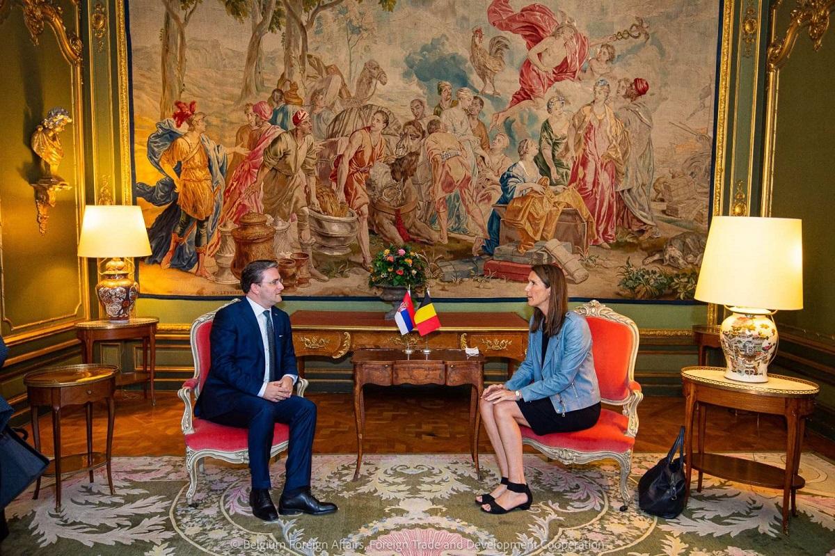 Селаковић: Веома важна посета Белгији за наставак европских интеграција Србије